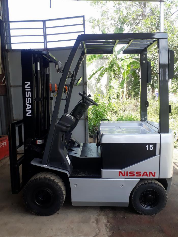 Bán hoặc cho thuê xe nâng điện 1.5 tấn 3
