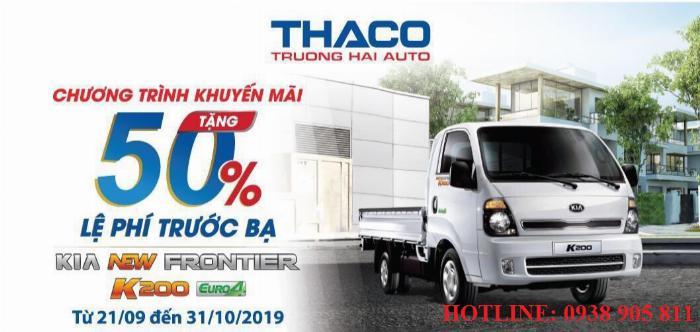 Bán xe tải đông lạnh KIA K200 tải trọng 1.490Kg hỗ trợ trả góp lãi xuất thấp 2019 5