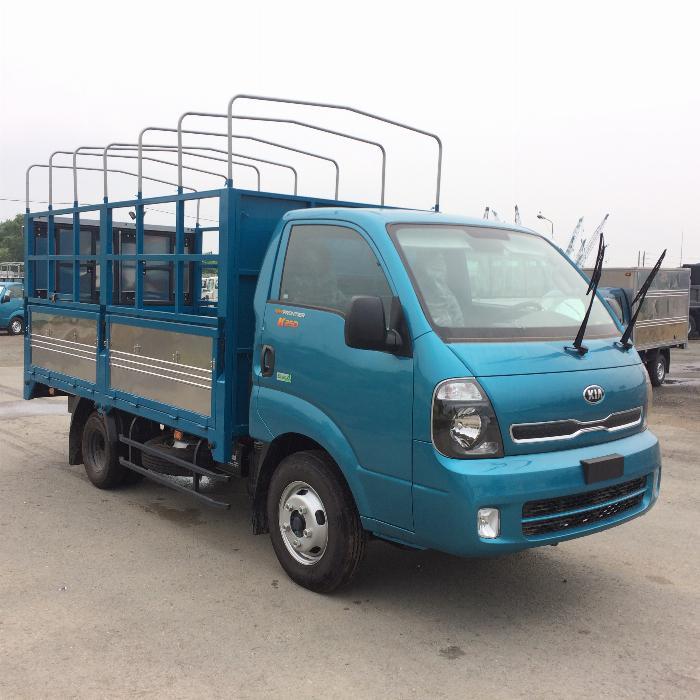 Xe tải thaco KIA K250 động cơ hyundai hỗ trợ trả góp 2019. 4