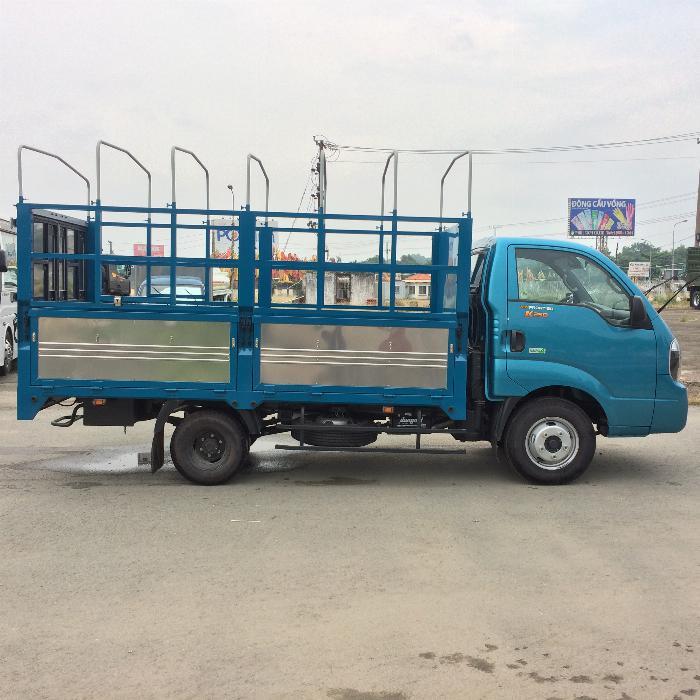 Xe tải thaco KIA K250 động cơ hyundai hỗ trợ trả góp 2019. 5