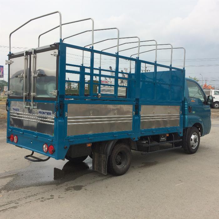 Xe tải thaco KIA K250 động cơ hyundai hỗ trợ trả góp 2019. 6