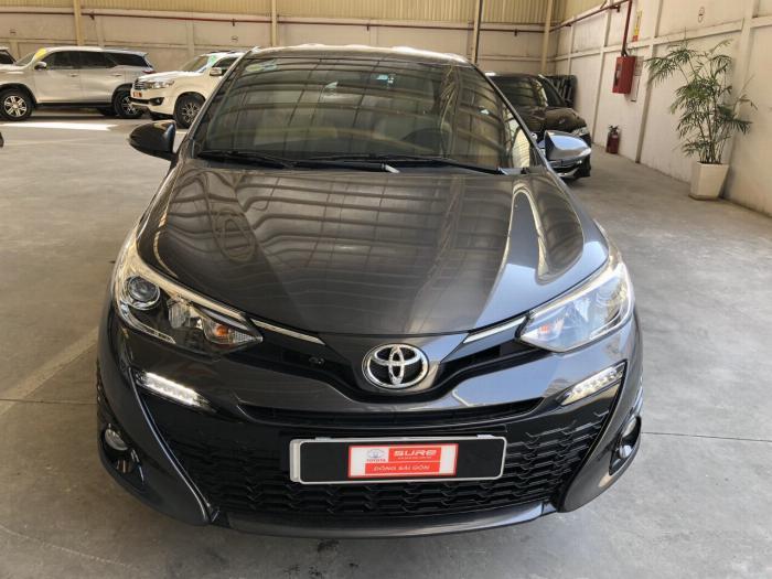 Bán xe Yaris 1.5G 2019 đẹp như mới, vay ngân hàng 70%