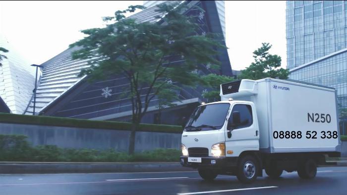 Xe Tải Hyundai N250 - Tải Trọng 2T5