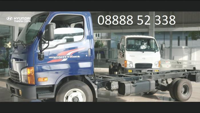 Xe Tải Hyundai N250SL - Tải Trọng 2T5 - Thùng Dài 4m3