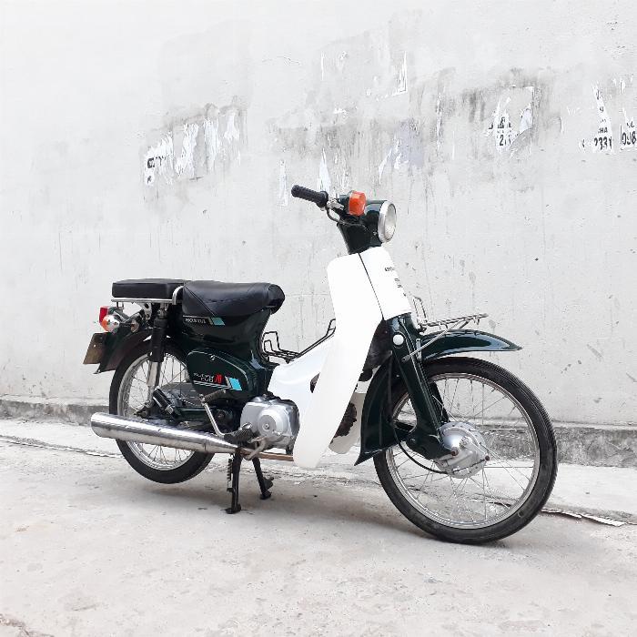 Cub 81 70cc Nhật Bản Honda biển Hà Nội 29
