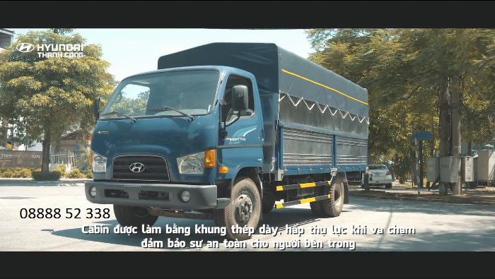 Xe Tải Hyundai 75S - Tải Trọng 3T5