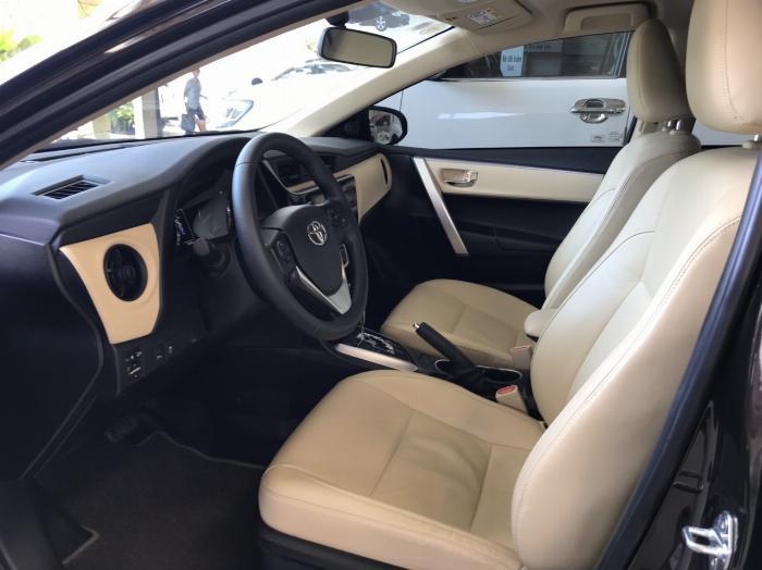 Bán xe Altis 1.8G sx 2019 màu nâu, xe đẹp như mới chạy 9.000km, giá hấp dẫn 1