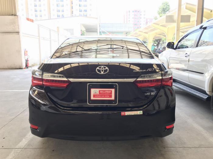 Bán xe Altis 1.8G sx 2019 màu nâu, xe đẹp như mới chạy 9.000km, giá hấp dẫn 4
