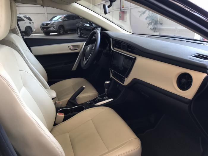 Bán xe Altis 1.8G sx 2019 màu nâu, xe đẹp như mới chạy 9.000km, giá hấp dẫn 6