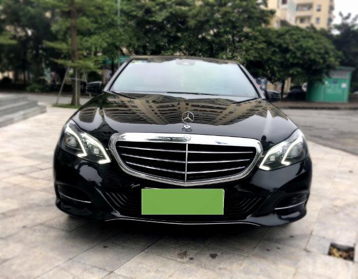 Mercedes E200 2015 đẹp nhất Việt Nam