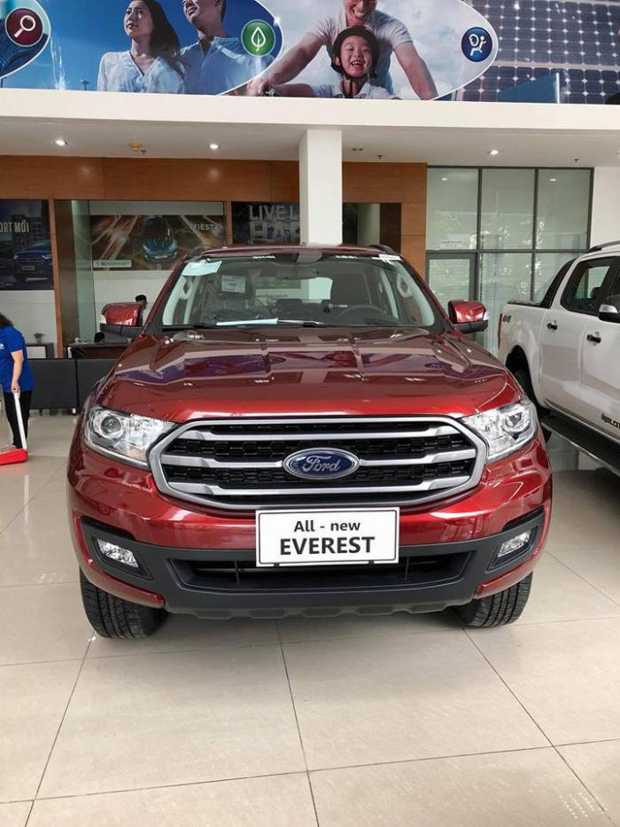 Ford Everest Titanium Full Option Giảm 70 Triệu