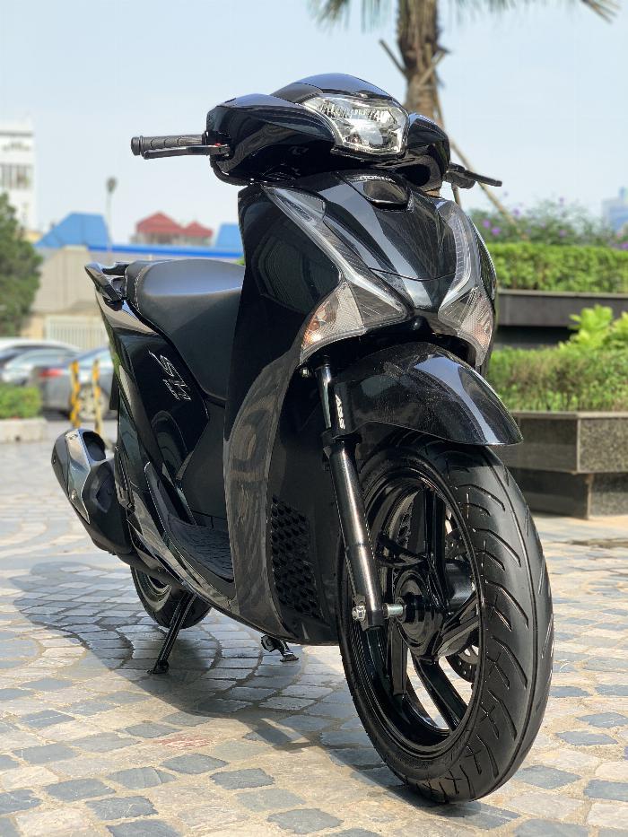 Cần bán SH Việt 150 ABS cuối 2018 màu Đen như mới