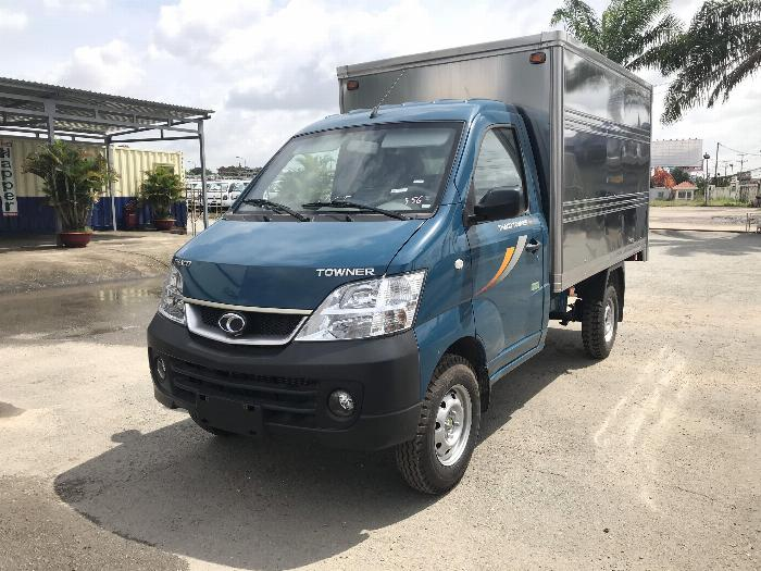 Xe tải Thaco Towner 990, 100% trước bạ trong tháng 10. Hỗ trợ trả góp 70% 2