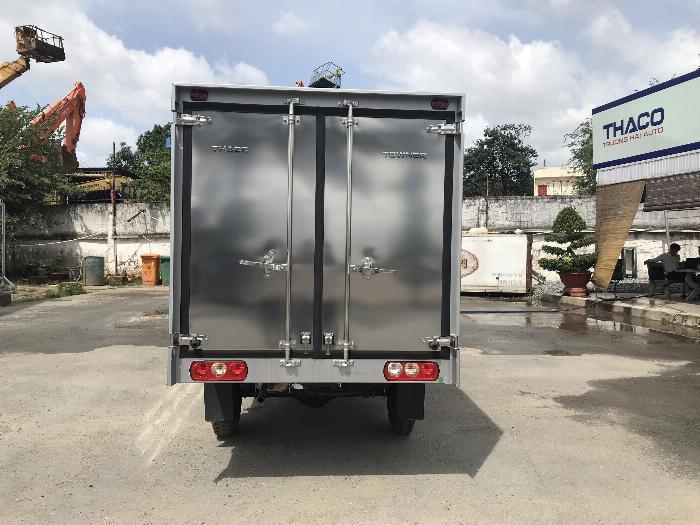 Xe tải Thaco Towner 990, 100% trước bạ trong tháng 10. Hỗ trợ trả góp 70% 1