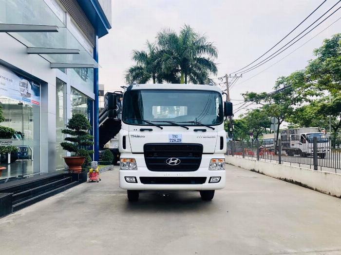 Bán xe tải Hyundai HD360, tải trọng 21 tấn, xe mới 100%