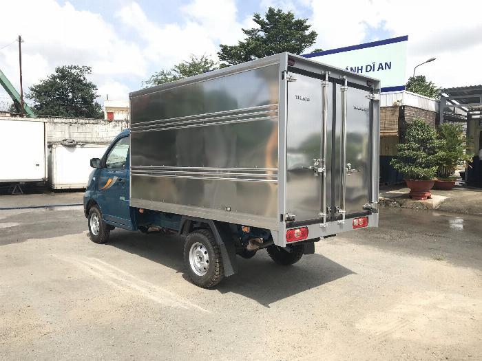 Xe tải Thaco Towner 990, 100% trước bạ trong tháng 10. Hỗ trợ trả góp 70% 3