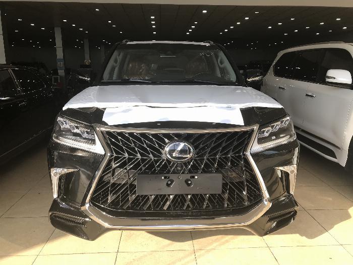 Bán Lexus LX570 Super Sport ,nhập khẩu nguyên chiếc từ trung đông ,Model 2020,xe giao ngay . 0