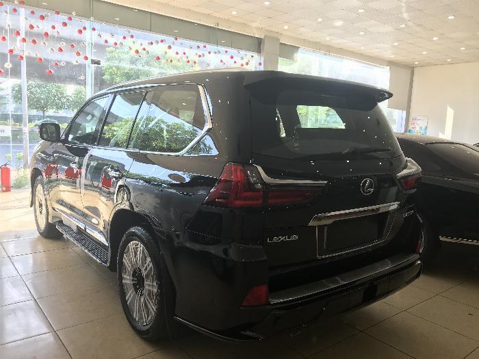Bán Lexus LX570 Super Sport ,nhập khẩu nguyên chiếc từ trung đông ,Model 2020,xe giao ngay . 5