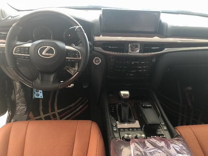 Bán Lexus LX570 Super Sport ,nhập khẩu nguyên chiếc từ trung đông ,Model 2020,xe giao ngay . 10