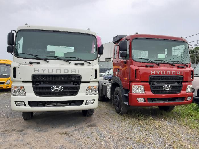 Bảng giá xe đầu kéo Hyundai