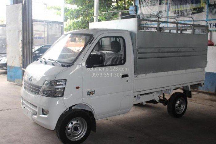 Thanh lý xe tải Veam Changan 750kg màu trắng 120tr