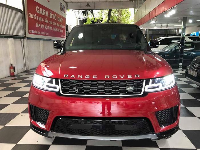 Bán Range Rover HSE Sport Supercharged V6 3.0L model 2019