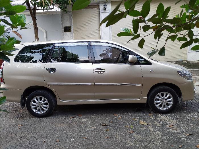 Toyota Innova E đời 2014 xe biển số tp, 1 đời chủ