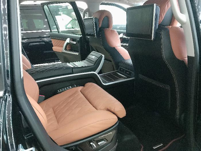 Bán Toyota Landcruise 5.7 VXS,4 ghế Massge Vip,Model 2020,xe giao ngay . 8
