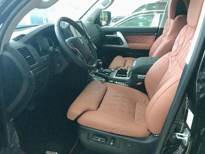 Bán Toyota Landcruise 5.7 VXS,4 ghế Massge Vip,Model 2020,xe giao ngay . 11