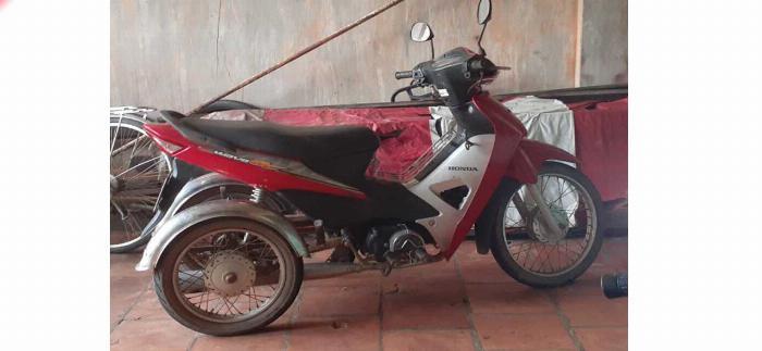 xe máy cho người khuyết tật