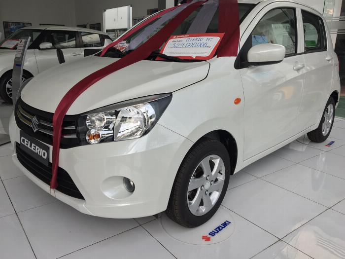 Suzuki Celerio 0