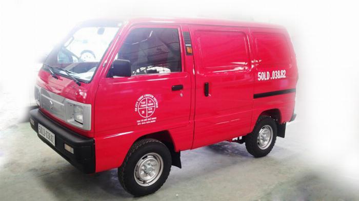 Suzuki bind Van