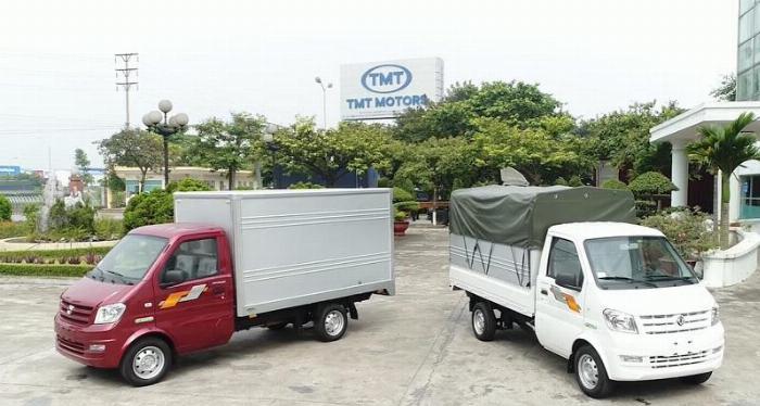 xe tải nhẹ dưới 1 tấn, xe tải 990kg giá hấp dẫn