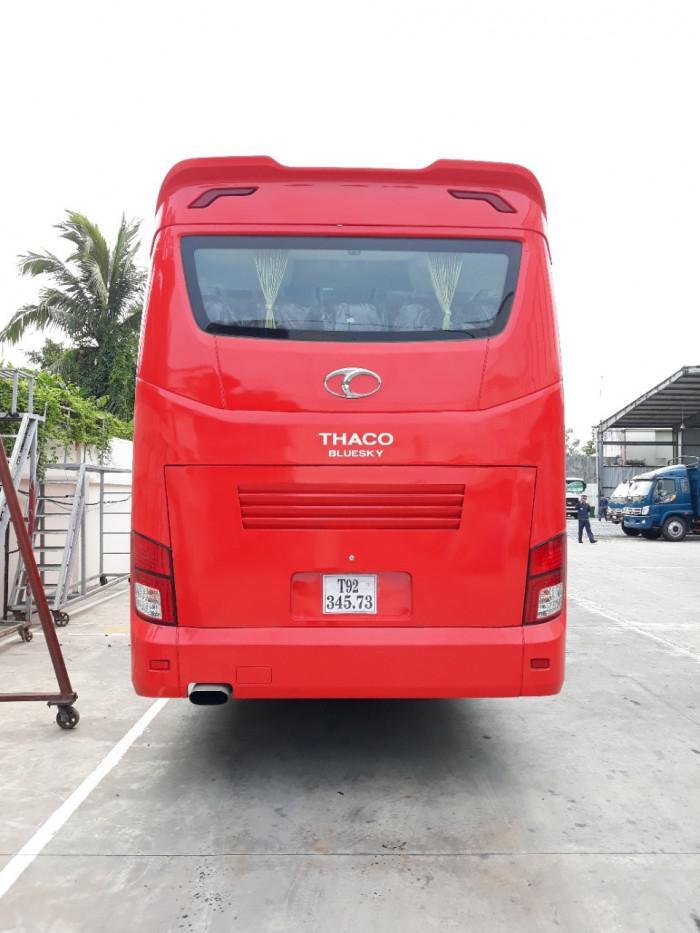 Xe Thaco 120S 47 chỗ giá tốt để đầu tư cuối năm