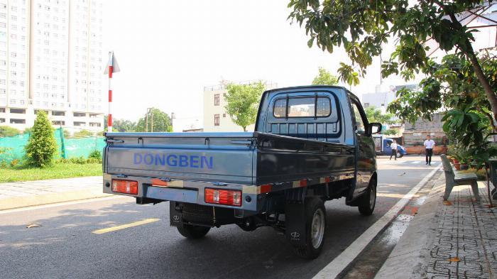 Bán xe tải Dongben 810kg Đời Mới Giá Rẻ Hỗ Trợ Trả góp chỉ 69 Triệu Nhận Xe