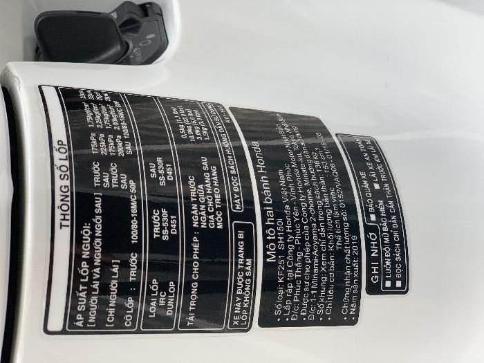 Cần bán SH Việt 150 ABS 9/2019 chạy 700km - mới tinh 5