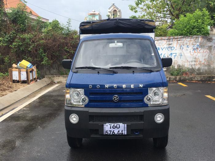 Bán xe Tải Dongben 1021 Thùng Bạt 810kg Giá Rẻ Hỗ Trợ Vay Vốn 80%