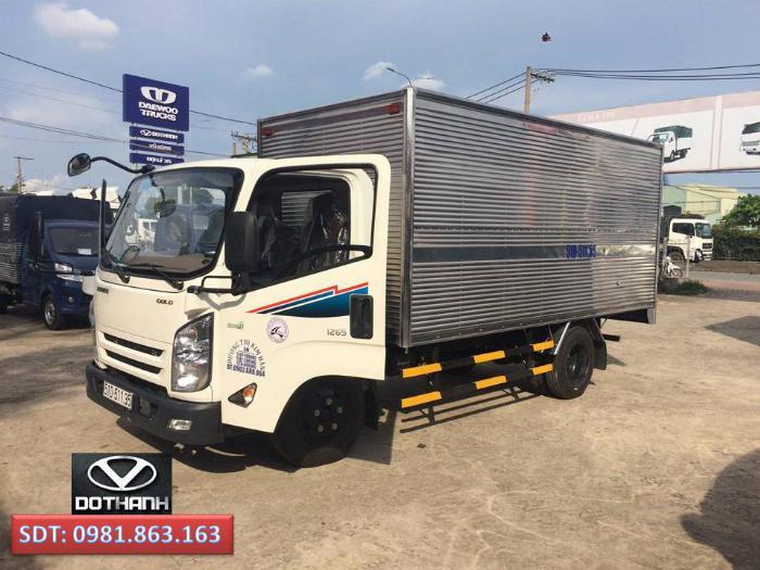 Isuzu  sản xuất năm 2019 Số tay (số sàn) Xe tải động cơ Dầu diesel