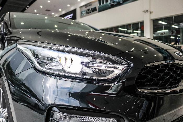 KIA Cerato 2019 ưu đãi lớn đón Tết 2020 sớm.