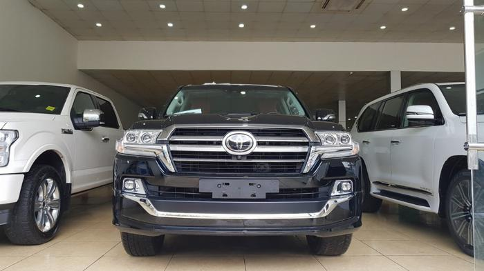 ⚡️⚡️Bán Toyota Land Cruiser VX.S MBS V8 5.7L Model 2020 New 100%!