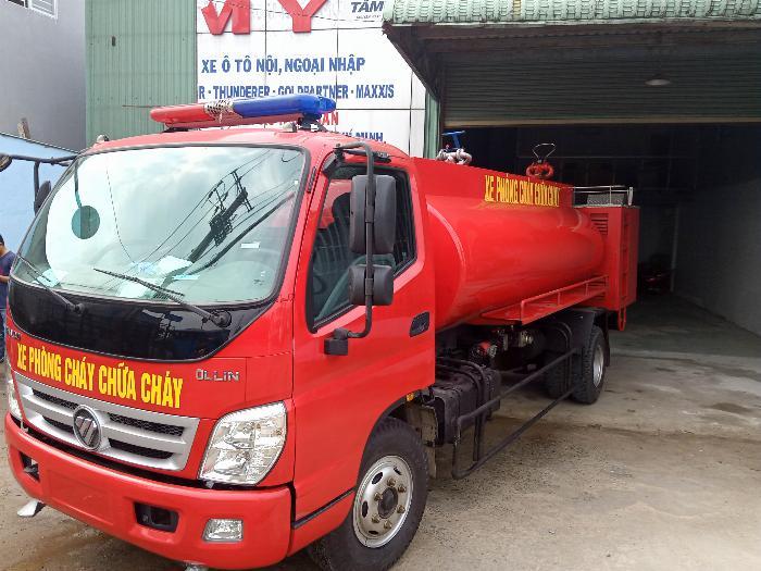 Bán xe chữa cháy, xe cứu hỏa từ 3 đến 12 khối 2