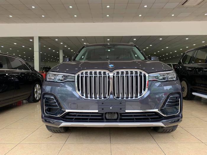Bán BMW X7 xDriver 40i sản xuất 2019 mà Đen, xe mới 100%! Cam kết xe giao ngay
