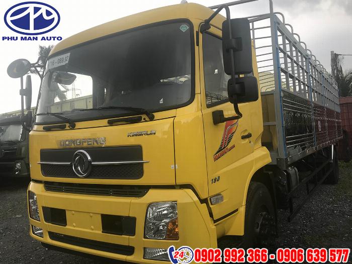 Bán xe tải dongfeng 8 tấn B180 hoàng huy - cần mua xe tải 8 tấn trả góp