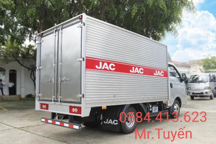 Bán Xe Tải JAC X150 Quá Rẻ Xe Chạy Cuối Năm Hỗ Trợ Vay Vốn 4