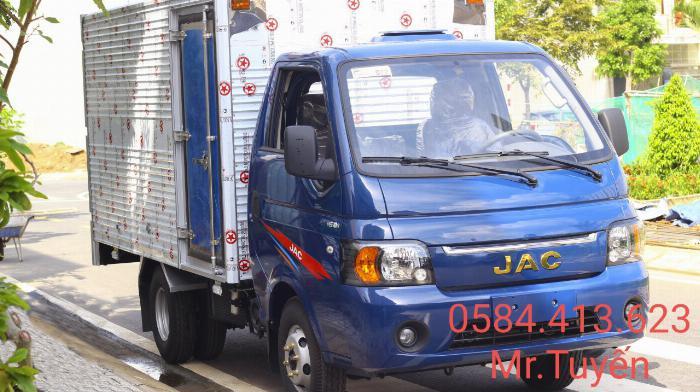 Bán xe Tải JAC X150 Đời Mới 2019 Hỗ Trợ vay vốn lên đén 80% Chỉ Với 75 Triệu 1