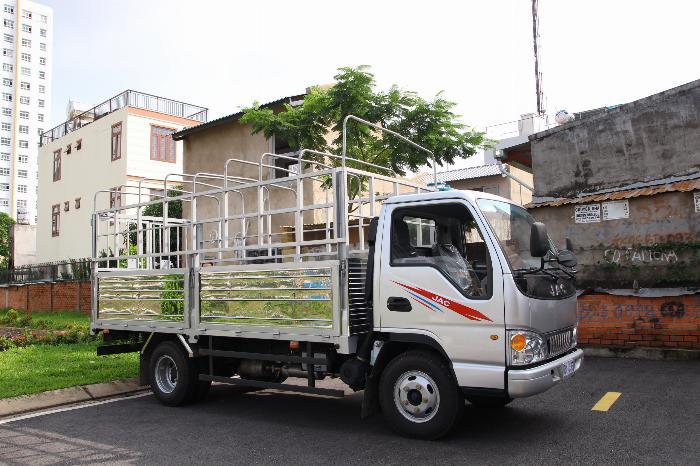 Xe tải JAC 2.4 tấn động cơ ISUZU thùng dài 4.4m. Trả trước 100 triệu 7