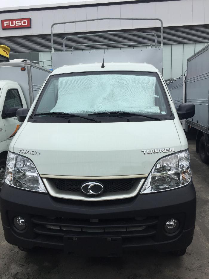 Bán xe tải Thaco Towner 990 động cơ Suzuki new 2019