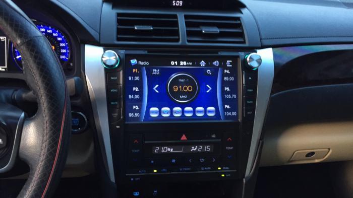 Camry 2.5G, đời 2016, lên cản Lexus, xe đẹp - giá tốt. 4