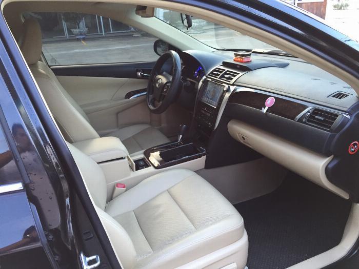 Camry 2.5G, đời 2016, lên cản Lexus, xe đẹp - giá tốt. 3