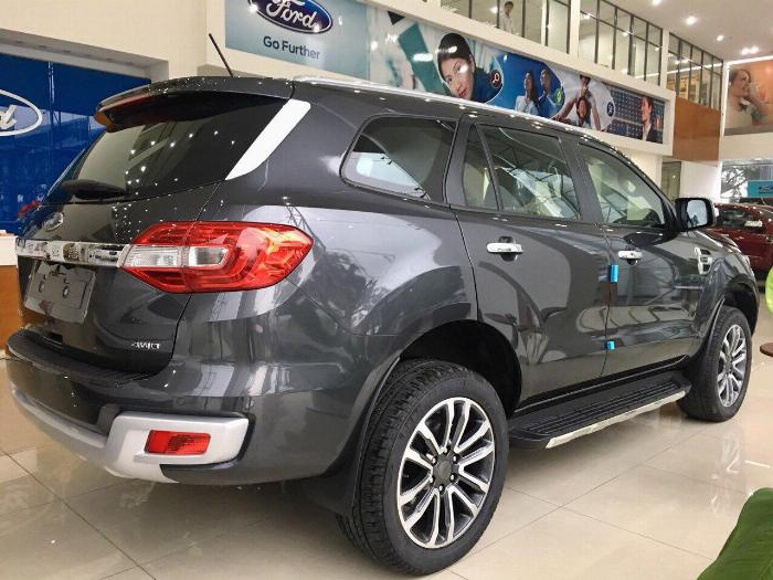 2019 FORD EVEREST 2.0 TITANIUM 4WD
